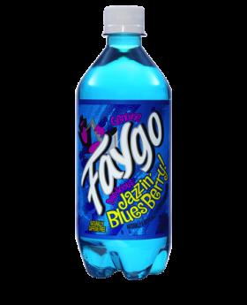 20OZ FAYGO BLUEBERRY 24CT