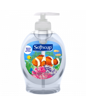 SOFT SOAP AQUARIUM 7.5 OZ