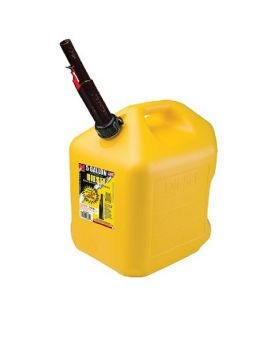 GAS CAN 5 GALLON YELLOW