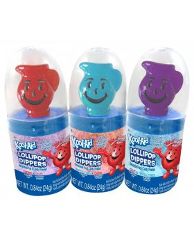 KOOL-AID LOLLIPOP DIPPERS 12 CT