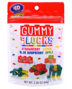 KOOL-AID GUMMY BLOCKS 8 CT