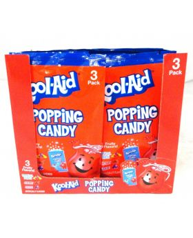 KOOL-AID 3PK POPPING CANDY 12 CT