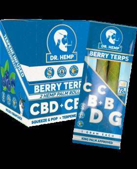 DR. HEMP BERRY TERPS 2-20CT