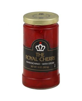 THE ROYAL CHERRY 10 OZ 12 CT