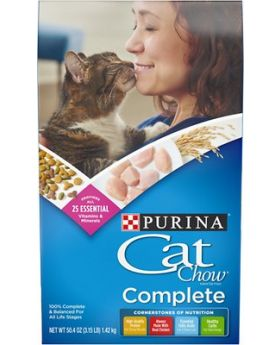 PURINA CATCHOW COMPLT 3.15LB 4CT
