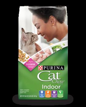 PURINA CATCHOW INDOOR 3.15LB 4CT