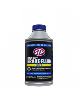 STP BRAKE FLUID DOT3 12oz 6CT