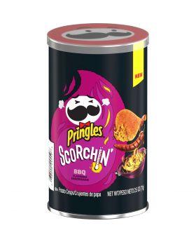 PRINGLES GO SCORCHI BBQ 2.5oz12C