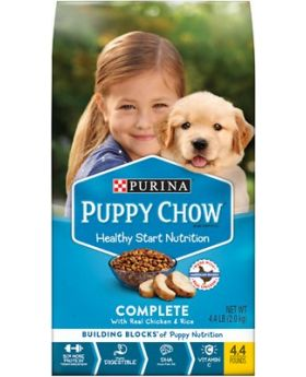 PURINA PUPPY CHOW 4.4 LB 4 CT
