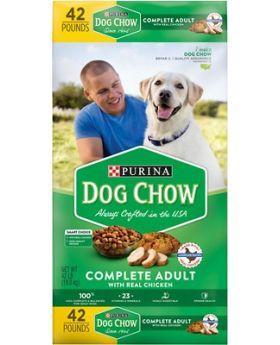 PURINA DOG CHOW 4.4 LB 4 CT