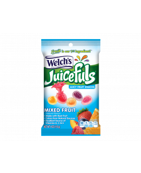 WELCH'S PEG JF MIXED FRUIT 4OZ12