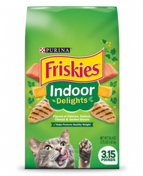 FRISKIES INDOOR DELIGHT 16oz12CT
