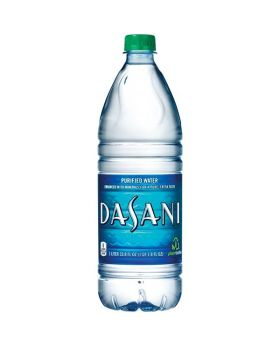 1 LTR DASANI WATER 12CT