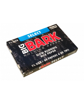 BARK PAPERS SEL 1.25 W/TIPS 20CT