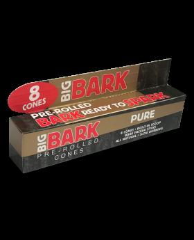 BARK CONES PURE 8PK 24CT