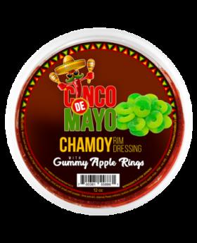 CINCO DE MAYO GUMMY APPLE 12/12C
