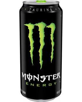 MONSTER GREEN 16 OZ 24 CT