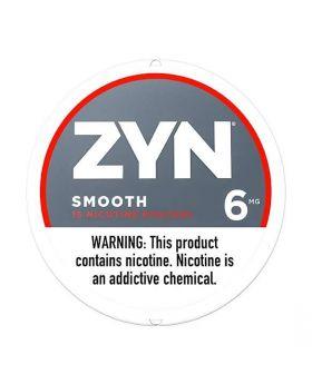 ZYN SMOOTH 6MG 5CT