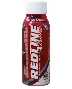 REDLINE ENERGY COTTON CANDY 24PK