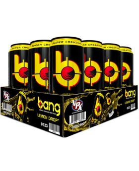 BANG LEMON DROP 16OZ 12CT