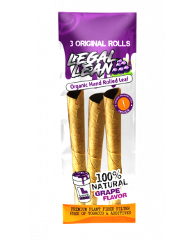 LEGAL LEAN P/ROLLED LEAF GRAPE