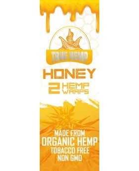 TRUE HEMP HONEY 25/2PK