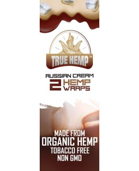 TRUE HEMP RUSSIAN CREAM 25/2PK