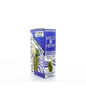 WILD HEMP BLUEBERRY WIDOW 10CT