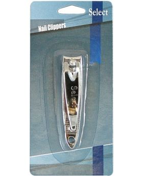 NAIL CLIPPER SMALL BLISTER PK