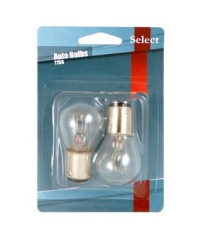 AUTO BULBS 1156 BLISTER 2 PK