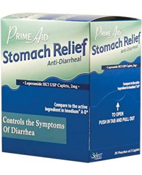 PRIME AID STOMACH RELIEF 36 CT