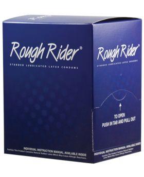 ROUGH RIDER CONDOM 48 CT