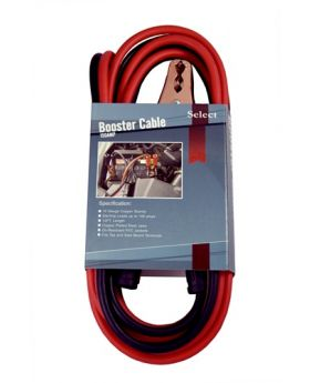 BOOSTER CABLES 10 GAUGE 12FT