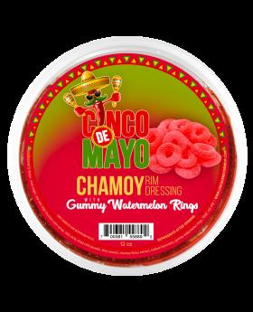 CINCO DE MAYO GUMMY MELON 12OZ