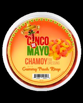 CINCO DE MAYO GUMMY PEACH 12OZ