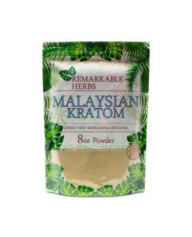 REMA KRATOM GREEN MALAYSIAN 8OZ