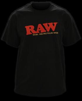 RAW AP MENS SHIRT BLACK SM