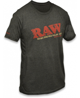RAW AP UNISEX SHIRT BLACK MD