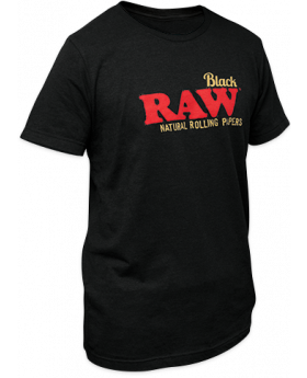 RAW AP SHIRT TERP BLACK MD