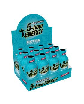 5 HOUR ENERGY E/S BRASPBERRY 12C