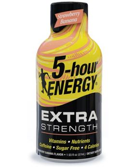5 HOUR ENERGY E/S STRA/BANANA 12