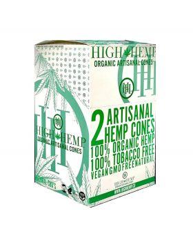 HIGH HEMP CONES ORIGINAL 15/2PK