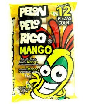 PELON PELO RICO MANGO 12 CT