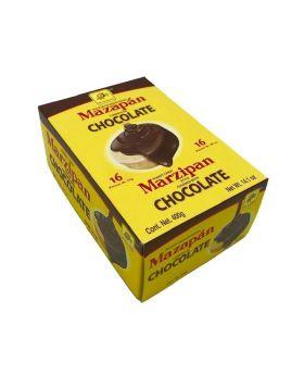 MAZAPAN WITH CHOCOLATE 16CT