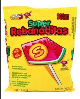 SUPER SUPER'S POPS MIX STRIP 20C