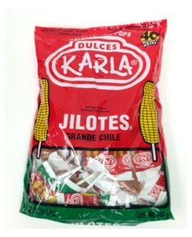 KARLA JILOTES GRANDE CHILE 40CT