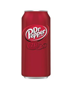 16 OZz DR PEPPER CANS 24CT