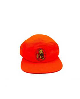 ZIG ZAG HAT CLASSIC ORANGE