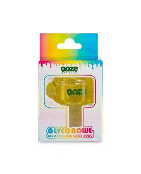 OOZE GLYCO BOWL YELLOW 1CT