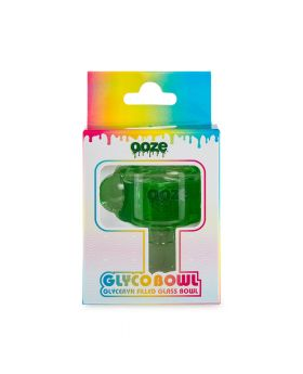OOZE GLYCO BOWL GREEN 1CT